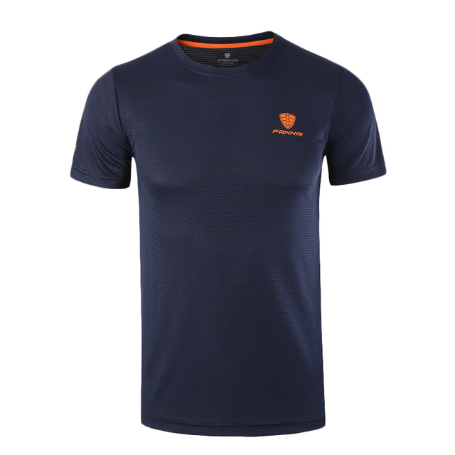 Quick-Dry Sports T-Shirt for Men