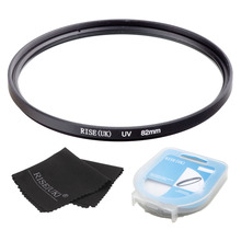 82mm/95mm/105mm אולטרה סגול UV עדשת מסנן מגן + מקרה + מתנה nikon Canon Sony Pentax Sigma OM