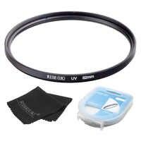 82mm/95mm/105mm Ultra-Violet UV objektiv Filter Protector + fall + geschenk für nikon Canon Sony Pentax Sigma OM-