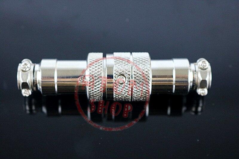 1set Male Female GX16 2/3/4/5/6/7/8/9/10Pin 16mm Wire Panel Circular Aviation