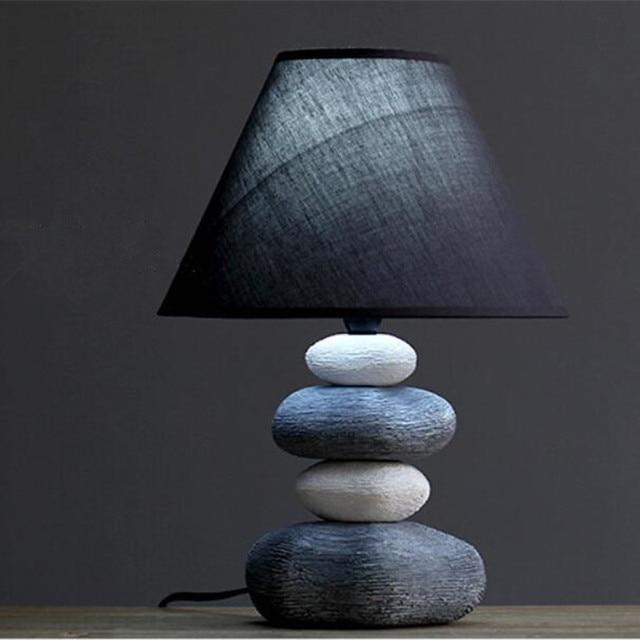 Accessori per la casa moderna illuminazione lampada da tavolo decorazione ceramica regalo di - Accessori per casa moderna ...