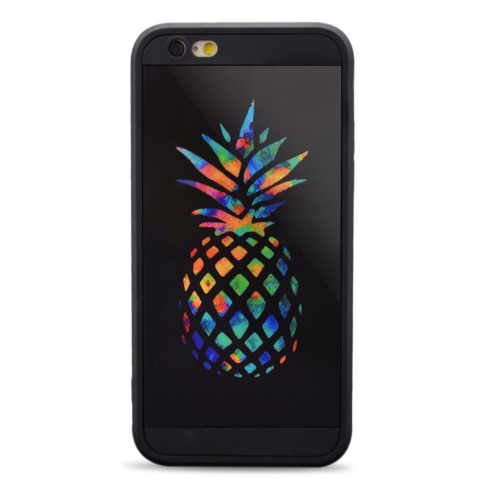YESPURE Cassa Del Telefono Mobile Della Copertura Posteriore Per Il Iphone X 6 6 s 7 8 Più