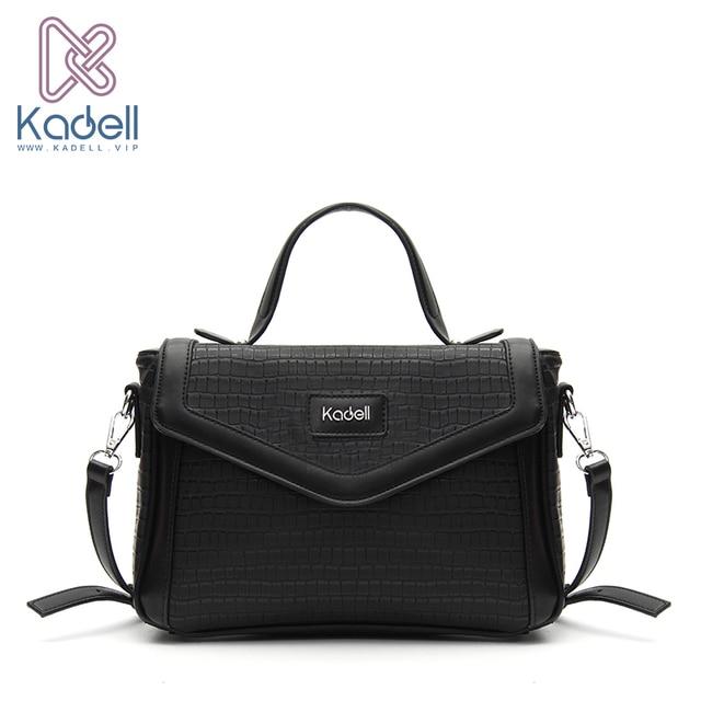 Kadell 2017 известный бренд женские сумки через плечо узором «крокодиловая сумка-баул Сумка Роскошные сумки женские сумки дизайнер