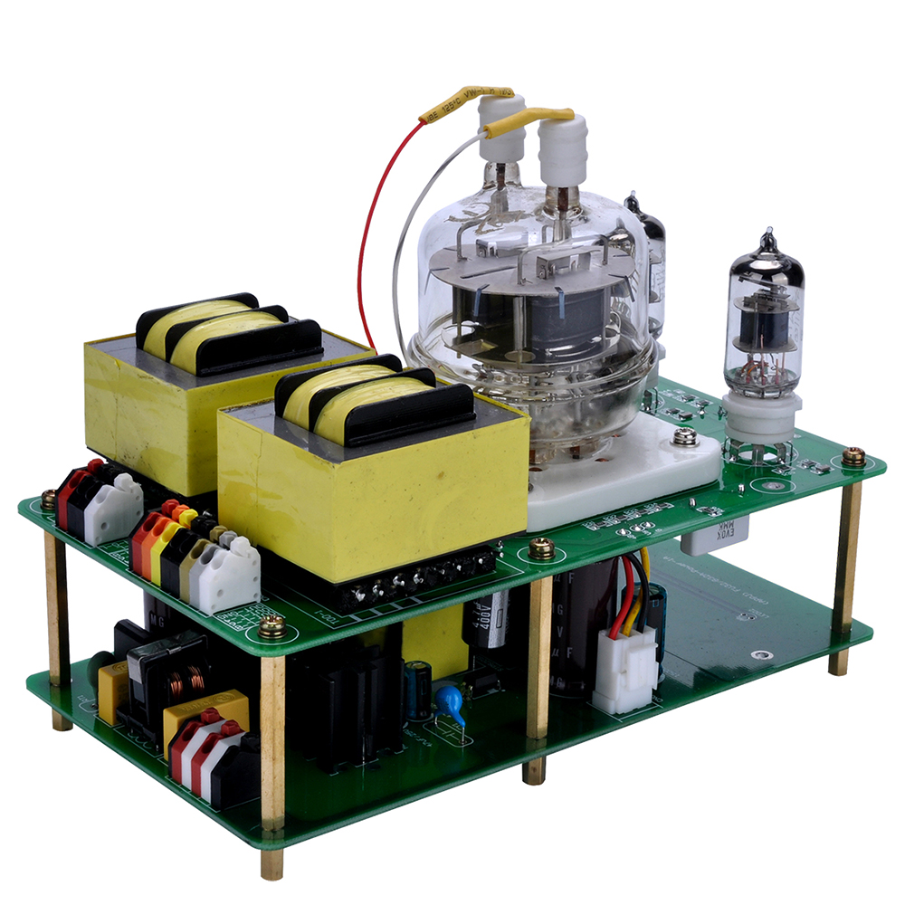 Appj Fu32 832a 6j1x2 New Diy Tubes Headphone Amplifier For Diyer How To Build Class A Single Ended Tube Audio Power Amp Board In From