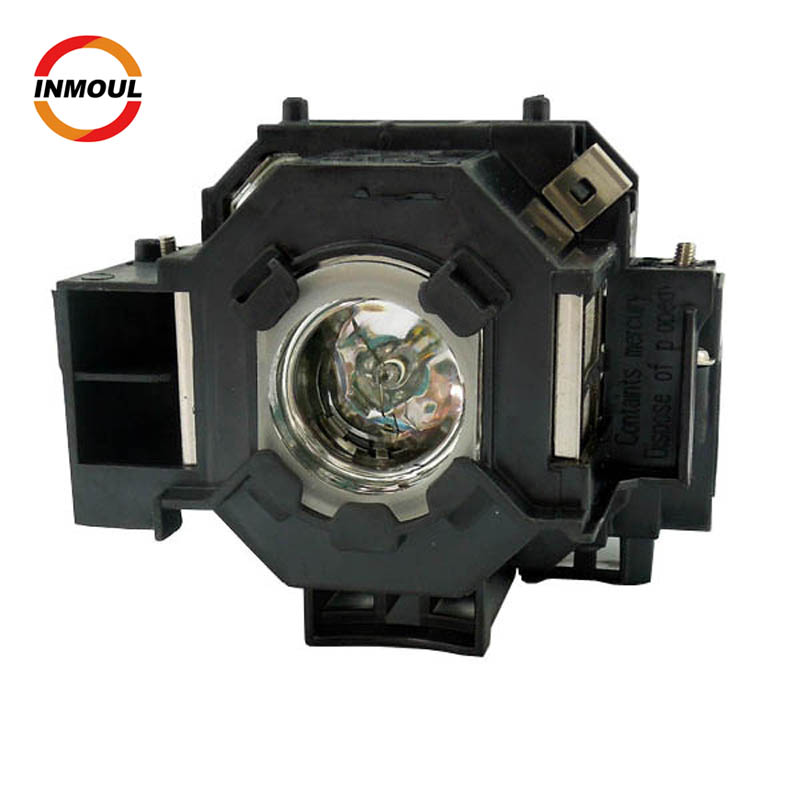 Original Projector Lamp ELPLP41 for EPSON EB-W6 / X6 / X62 / EB-X6LU / EMP-X5 / EMP-X52 / EMP-S5 / X5E / EMP-X6 ETC awo quality projector bulb replacement emp 77 emp s5 emp s52 emp s6 emp x5 emp x52 emp x6 emp ex21h283a h284a for epson elplp41