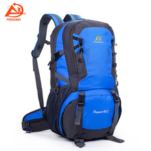 40L Waist Protective Belt Climbing Backpack