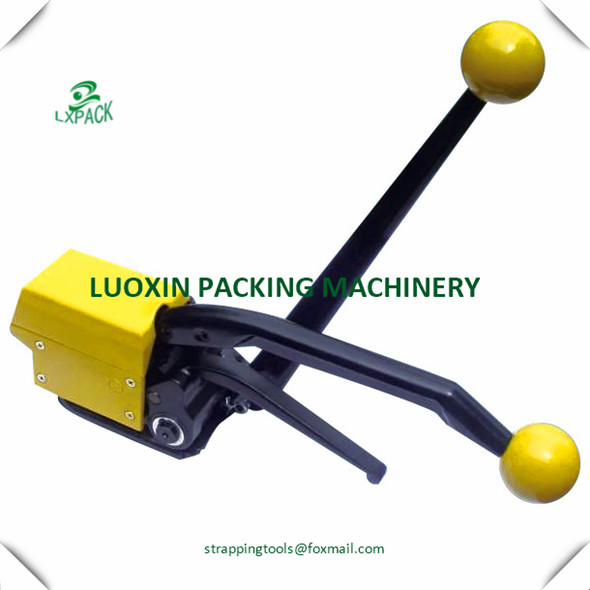 LX PACK Lowest Factory Price Highest Quality A333 manual sealless steel strapping font b tool b