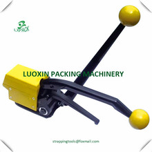 """LX-PACK de Fábrica Más Bajo Precio Más Alta Calidad manual a333 sin sellos herramienta de flejes de acero para 13-19mm (1/2 """"-3/4"""") correa de acero"""