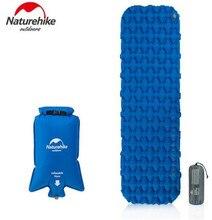 Naturehike Nylon TPU Sleeping Pad Lightweight Moisture-proof Air Mattress Portable Inflatable Mattress Camping Mat все цены