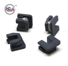Slider Rubber Cushion For for Yamaha YFM 350 400 450 550 660 700 Grizzly Bruin Wolverine Kodiak ATV UTV
