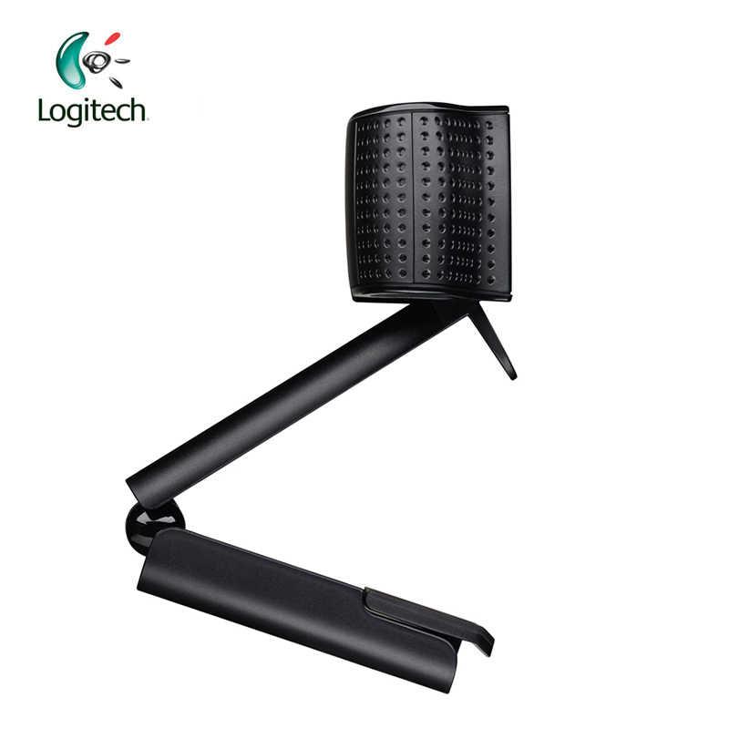Logitech C922 Full HD 1080P Веб-камера 720P at 60FP Встроенный микрофон Запись видео вызова фоновый переключатель поддержка официального осмотра