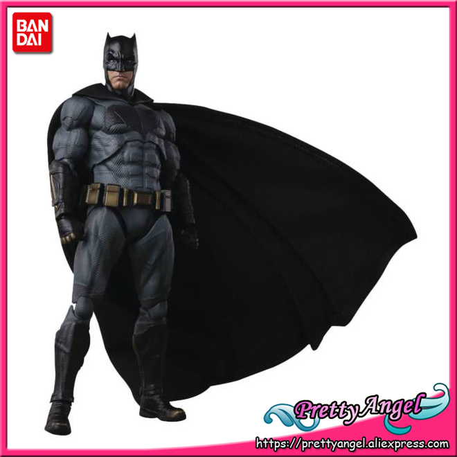 PrettyAngel Genuine Bandai Tamashii Nations S H Figuarts Justice League Batman Action Figure