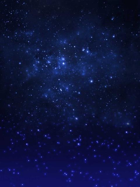 US $21 25 15% OFF|8x8FT Dark Blue Space Starry Night Sky Glow Stars Custom  Photography Backgrounds Studio Backdrops Vinyl 240cm x 240cm-in Background
