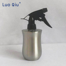 1PC 350ML Stainless Steel Oiler Oil Spray Bottle Fuel Injector Sprayer Pot Gravy Boats Kitchen Tool Injection BBQ useful(China)