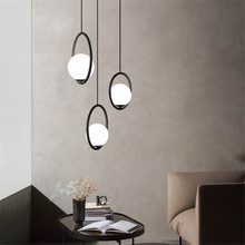 Modern Vintage Industrial Pendant Light Accesories Lamp Led Loft Fixtures Living Room Hanglamp Master Bedroom Cafe