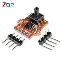 3,3-5 в цифровой атмосферный датчик давления модуль регулятор уровня жидкости воды плата 0-40 кПа для Arduino 3,3 в-5 в