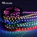 LED Strip 5050 DC12V 60LEDs/m 5m/lot Flexible LED Light RGB 5050 LED Strip TV PC PS4 Background light