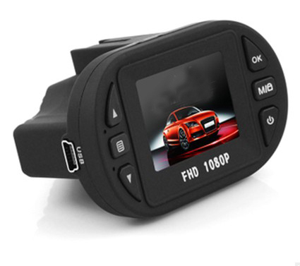 Mini Camera 1.5 inch TFT DVR Dash Cam Full HD 1080P 30FPS 12pcs IR LED car dvrs car camera video recorder 150 Degree