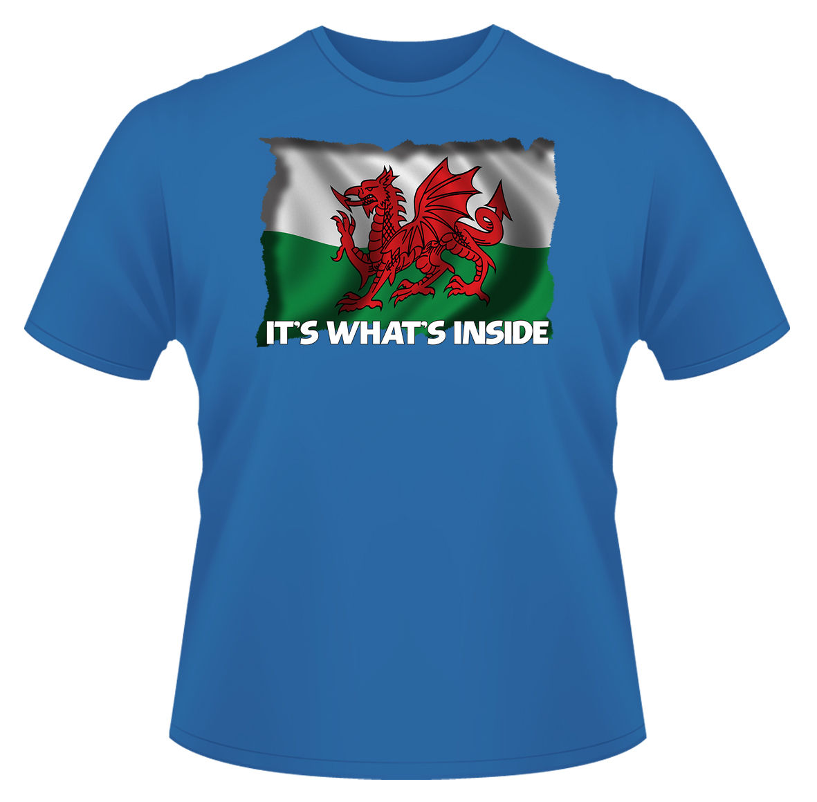 Mens T Shirt Its Whats Inside Wales Ideal Gift or Birthday Present New T Shirts Funny Tops Tee New Unisex Funny Tops in T Shirts from Men 39 s Clothing