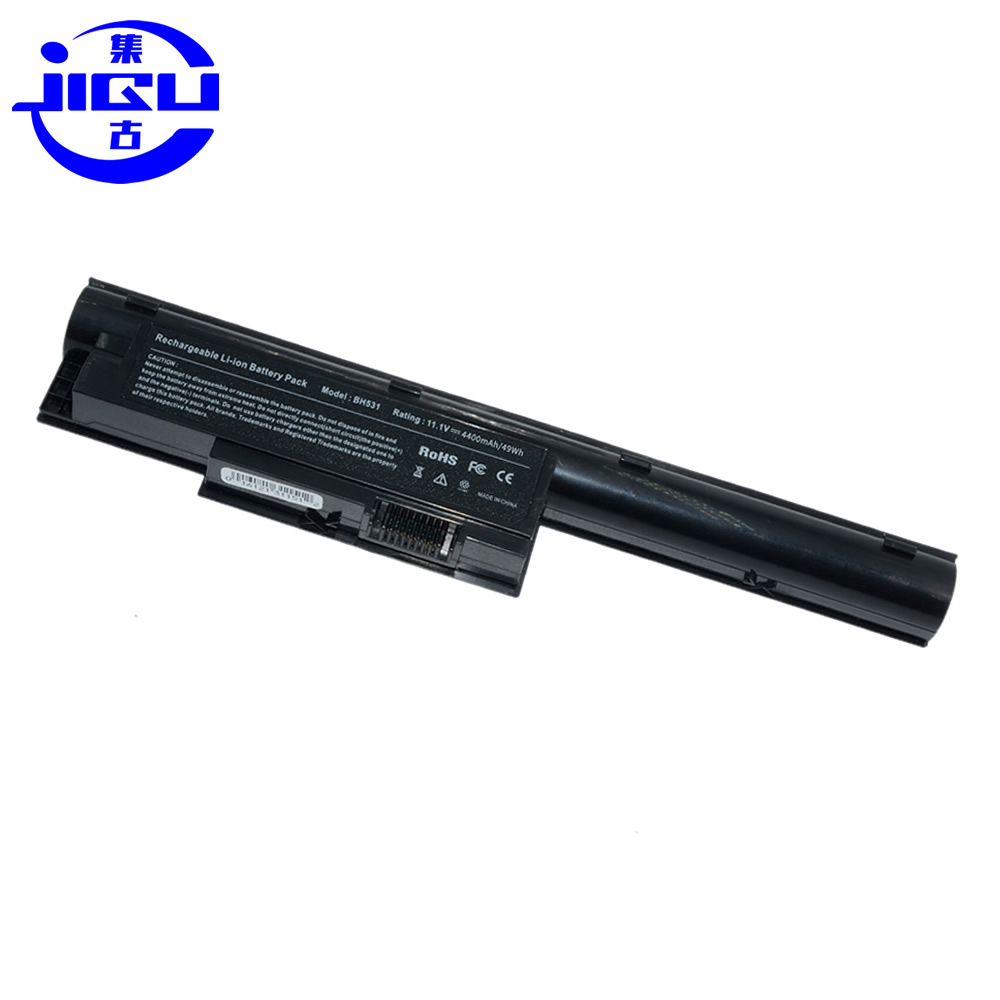 JIGU Laptop Battery CP516151-01 FMVNBP195 FPCBP274 FPCBP323AP For FUJITSU For LifeBook BH531 SH531 BH531LB LH531