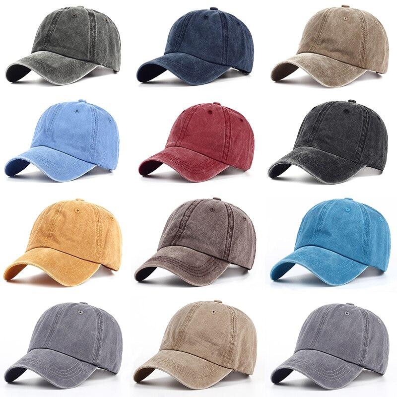 10 Color Women 100% cotton Snapback Caps