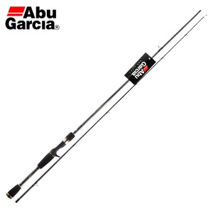 Image 1 - Abu Garcia Pmax C802M S802M 2.44M Carbon Roestvrij Staal Gidsen Oxide Inserts Spinning Pole M Power Snelle Saltwater Casting staaf