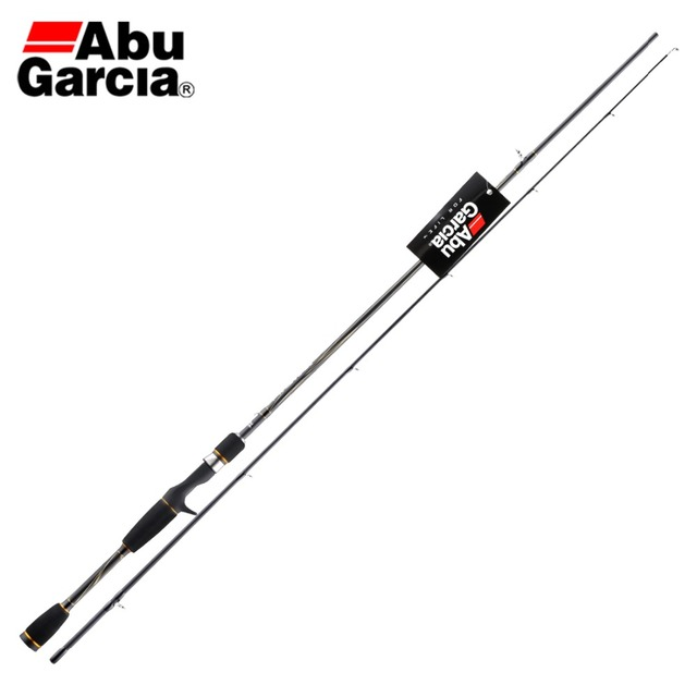 Abu Garcia Pmax C802M S802M 2.44M Carbon Roestvrij Staal Gidsen Oxide Inserts Spinning Pole M Power Snelle Saltwater Casting staaf