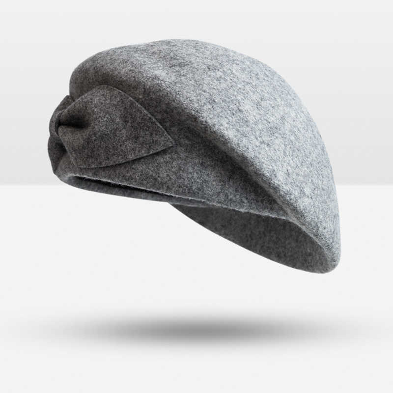 ec96b9113efb5 ... Fedoras Female Hat Cap Women Fedoras Elegant British Style Soft Wide  Brim Pure Wool Fedoras Hat ...