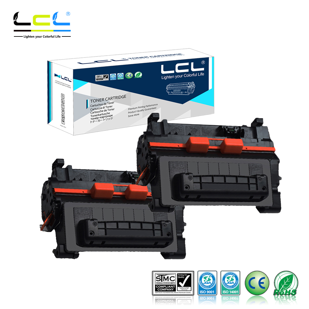 LCL CC364A CC 364 A 364A CC364 64A (2-Pack ) Compatible Laser Toner cartridge for HP LaserJet P4014N/P4014DN/P4015N/P4015TN