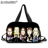 Wholesale Anime Print Luggage Business Suit Bag Cartoon Character Star Men S Canvas Travel Bag Portable