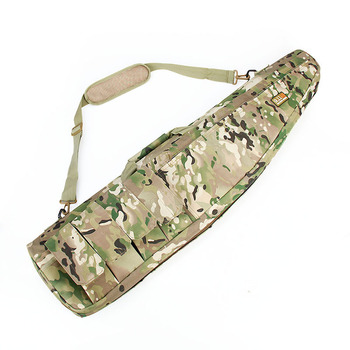 PPT Camo  airsoft gun bag 100cm/120cm rifle Tactical case for hunting GZ12-0003