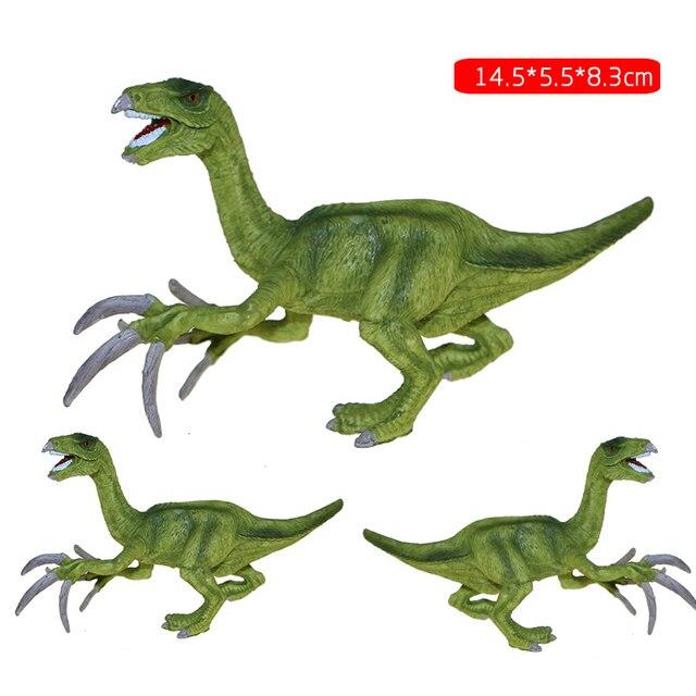 2017 Mundo Parque Jurásico Dinosaurio De Juguete De Plástico Modelo ...