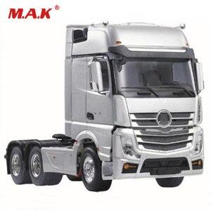 1/14 масштаба RC 3 3-скоростные оси Transmion трехосный трейлер 401 комплект для сборки Hauler для радиоуправляемого трактора Tamiya, аксессуары для грузов...