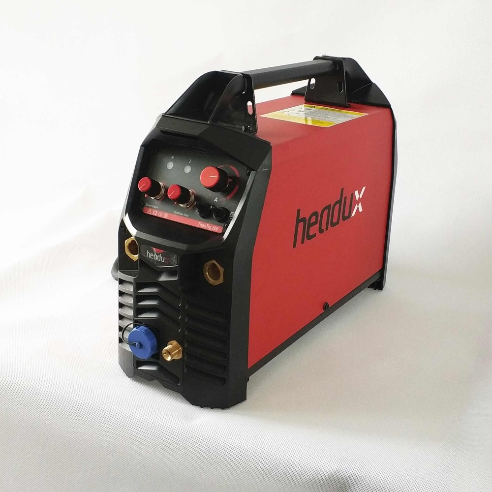 200A TIG Welding Machine Hot Start HF Ignition Anti-Stick Arc-Force CE Certificated IGBT Inverter TIG MMA/Stick Welding Machine digital igbt 200a tig pulse welding machine hot start hf ignition anti stick arc force ce wig mma inverter welding equipment