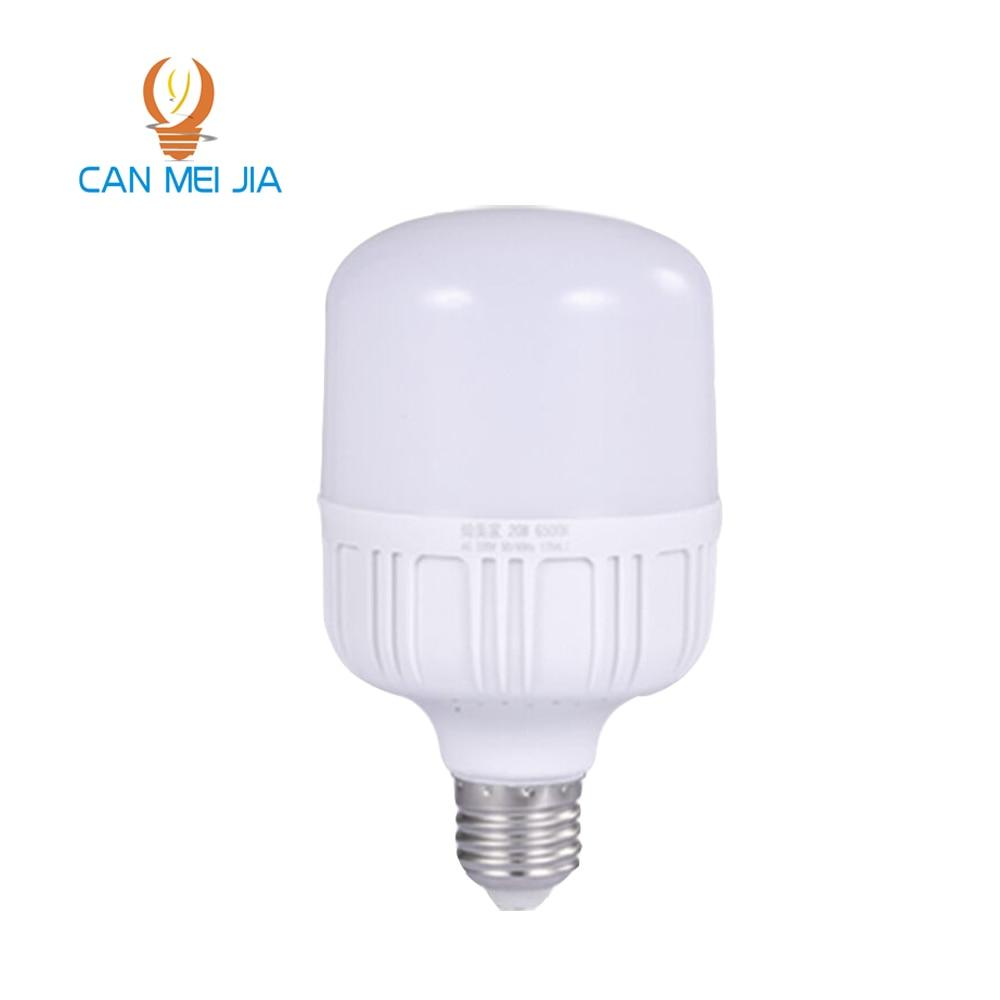 High Power LED Lamp E27 Light Bulb 220V 10W 20W 15W 30W 40W 50W Ampoule Led Lights for Home Wall Lamps Lighting