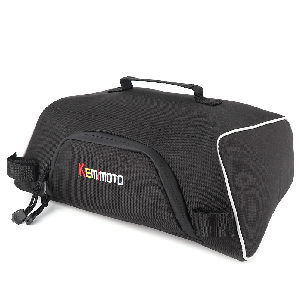 Kemimoto Under Seat Storage Bag Switchback Cargo For Snowmobile Sled For Polaris Assault Rmk Indy 550 Pro Rmk 600 Indy 600 800 Snowmobile Parts Automobiles & Motorcycles