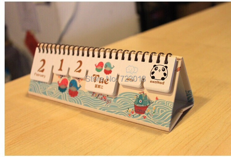 Calendar Ideas For Office : Creative desk calendar ideas design