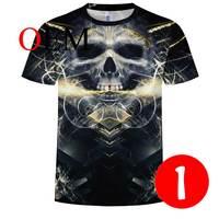 YSB004 Casual Tee shirt 3D Printer Wolf For Men/women Funny Tshirt Short Sleeve Streetwear T shirts Costume Plus