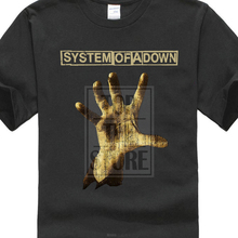 ФОТО summer fashion system of a down hand t shirt soad system new merch serj tankian men's fashion t shirt funny printed tops