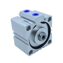 цена на SDA Type Pneumatic Cylinder 63mm Bore 5/10/15/20/25/30/35/40/45/50/60/70/75/80/90/100mm Stroke Aluminum Alloy Air Cylinder