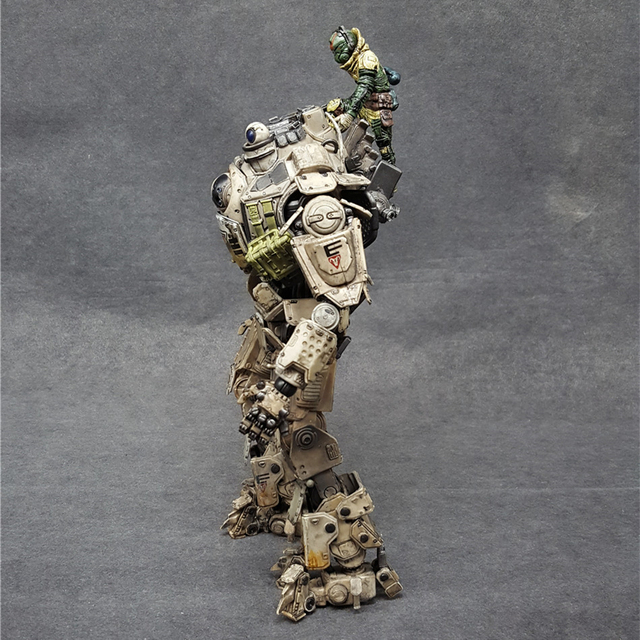 Titanfall Atlas PVC 26CM Action Figure Collection Model game figure D
