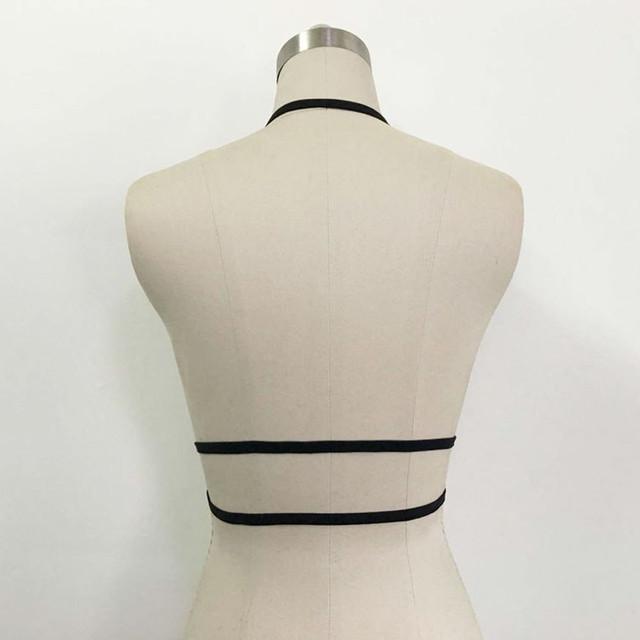 Gothic Garter Belt