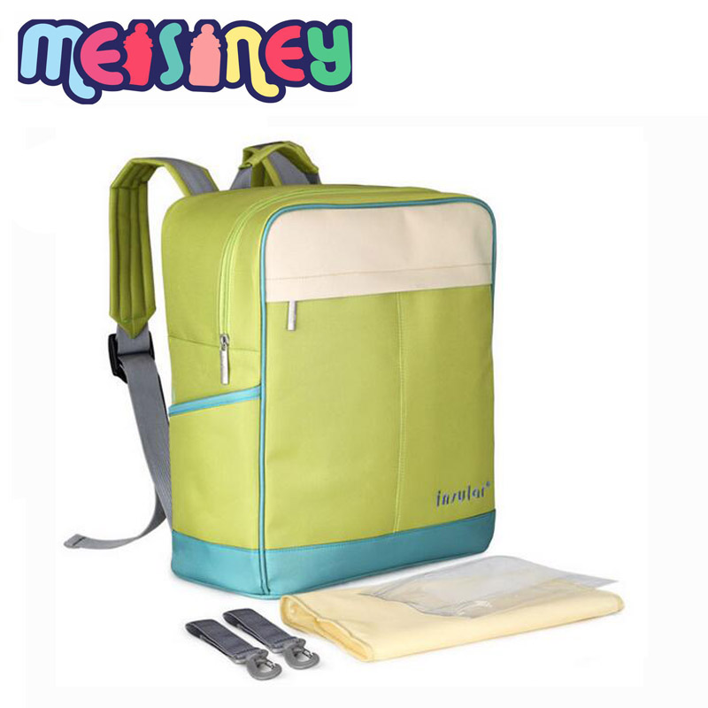 The antibacterial function of large capacity, mummy, package, mother bag, bag of pregnant women. Mother bag