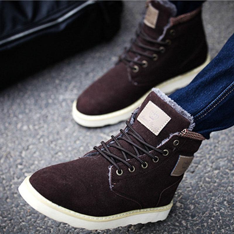 schoenen winter heren