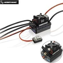 1pcs 100% Original Hobbywing EZRUN WP 80A SL brushless motor waterproof ESC WP-SC8 80A for 1/10 car Free shipping