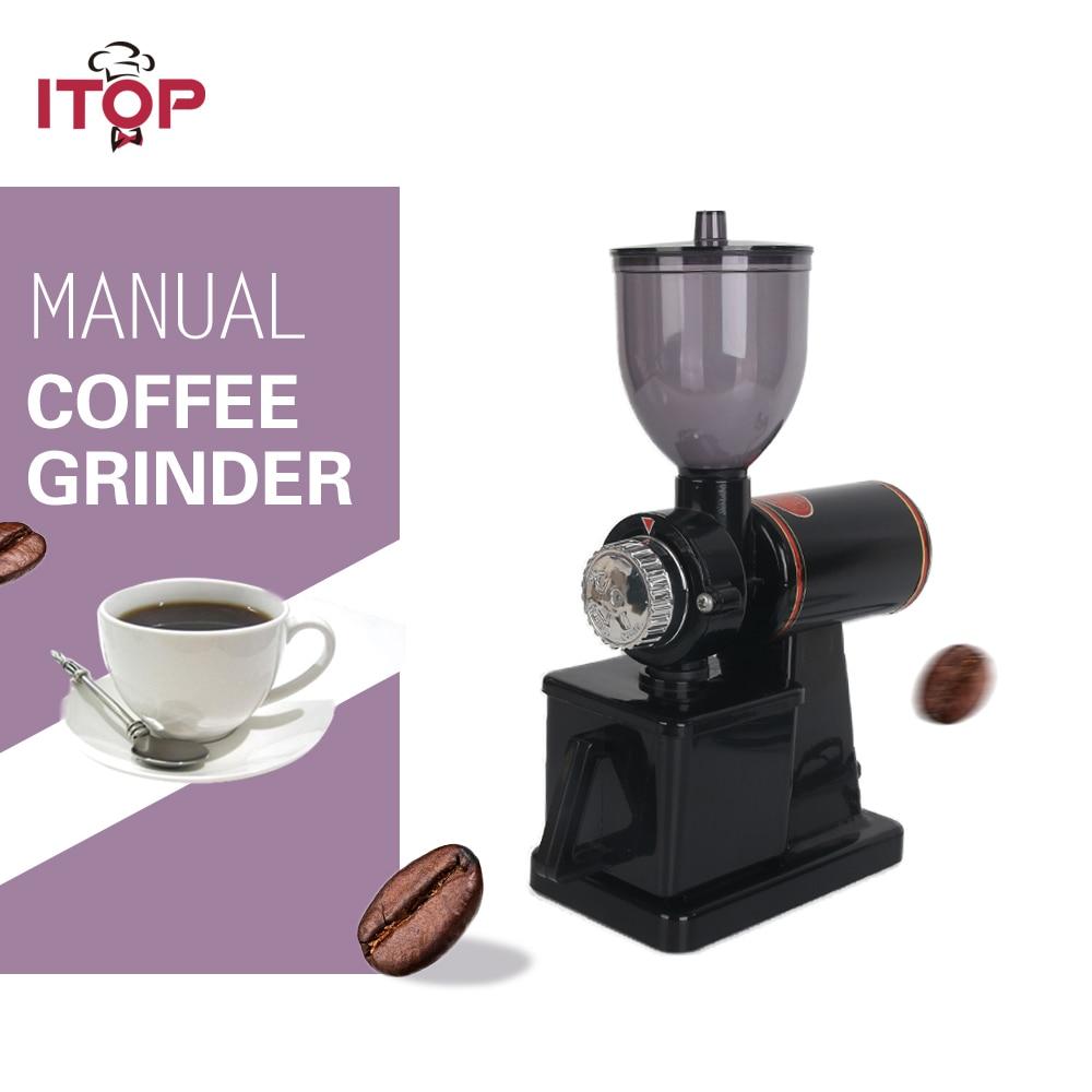 Burr Grinder Coffee Bean Miller Electric 220v electric coffee grinder coffee grinding machine powder mill bulk powder pure green coffee bean extract 50