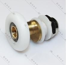 Free Shipping8Pieces 25mm small  bearing Shower pulley eccentric overall eccentric bearing 41135yex 41121yex 15uzs20987t2 20uzs80t2 trans6162935