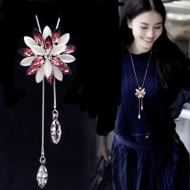 BYSPT-Pink-Snowflake-Long-Necklace-Sweater-Chain-Fashion-Fine-Metal-Chain-Crystal-Rhinestone-Flower-Pendant-Necklaces.jpg_640x640