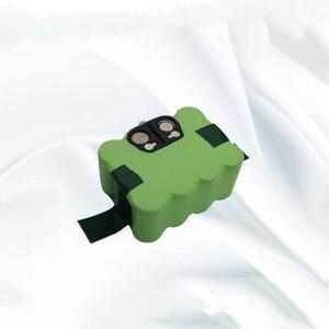 Image 5 - 14,4 ni mh Batterie Wiederaufladbare Pack 3500 MAh Aspirateur Roboter De Balayage Gießen KV8 XR210 XR510 XR210A XR210B XR510B XR510D