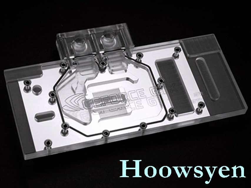 N-MS77-M GTX770Gaming /TF GTX760HAWK covered water-cooled head